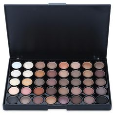 Brand New Professional 40 Colors Contour Face Cream Makeup Concealer Palette Powder Hot Sale Make Up Beauty Cosmetic Makeup Kit, Eyeshadow Makeup, Makeup Cosmetics, Makeup Brushes, Beauty Makeup, Make Up Palette, Glitter Eyeshadow Palette, Shimmer Eyeshadow, Concealer Palette