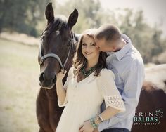 country engagement, love it! Western Engagement Photos, Country Engagement, Wedding Engagement, Wedding Tips, Dream Wedding, Wedding Stuff, Country Couples, Country Quotes, Couple Photography