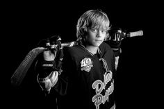 Hockey Team and Individual Photo Sessions » Ken Hatley Photography