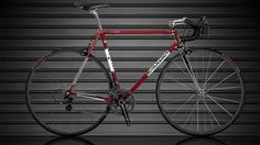 If I were to buy a new road bike the classic Colnago X-Light would be near the top of the list.