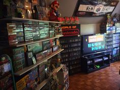 Undoubtedly like many of you, I've got collectables, retro-games and other cool stuff proudly on display in glass cabinets in my house that I like to show off to friends now and then. My coll…