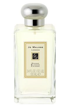 Adore Jo Malone fragrances - especially love Orange Blossom, Red Roses and French Lime Blossom.