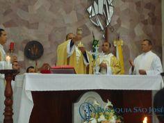 Aniversário de Ordenação do Padre Mario e Natalício do Padre Fábio