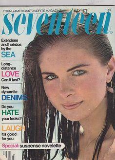 July 1978 cover with Cheri La Rocque