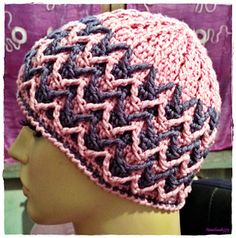 Impressioni di settembre Hat - free crochet pattern in English or Italian by Chiara Inzani