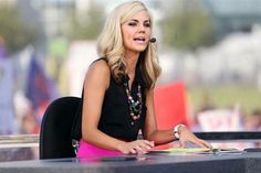 Hottest Female Sportscasters
