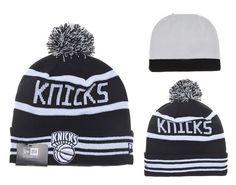 NBA New York Knicks New Era Beanies Knit Hats only US$8.90