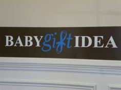 Well, their favorite gifts come from BABY GIFT IDEA.com