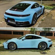One of the first shots of the new 992 Carrera almost without camouflage! What are your thoughts on this new 911 gen? One of the first shots of the new 992 Carrera almost without camouflage! What are your thoughts on this new 911 gen? Porsche 911, Carrera, Camouflage, Lux Cars, Jaguar Xk, Sweet Cars, Performance Cars, Motor Car, Motor Spot