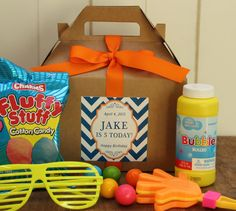 Hey, I found this really awesome Etsy listing at https://www.etsy.com/listing/153264635/set-of-8-birthday-party-goodie-box