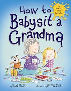 How To Babysit A Grandma on www.amightygirl.com.  You can be an expert grandma sitter in no time!
