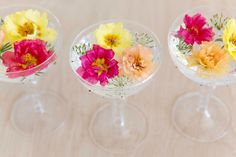 This week has me feeling all things floral, so a cocktail that kept with the theme seemed like just the thing. Combining vodka, lemon juice, rose water and –perhaps my favorite part – edible flowers, this Rose Martini isequal parts beautiful, delicate, and delicious. And, it's officially on my list of must-makes for an upcoming …