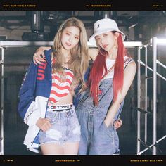 [#EXID] EXID SINGLE [#내일해] UNIT TEASER IMAGE 2 #하니 #정화 2018.04.02 PM 06:00 #unit #teaser #image #컴백 #comeback