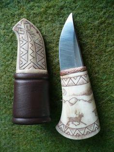 Нож как продолжение руки...(некоторые мои работы без хроно-порядка)