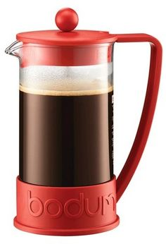 Bodum French Press coffee maker, 8 cup, 1.0 l, 34 oz