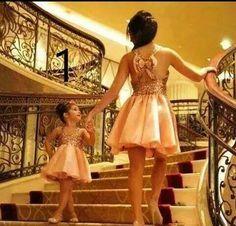 Mum&daughter