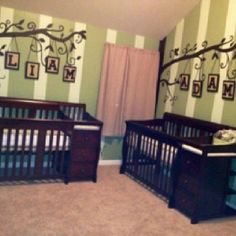 Our babies' room