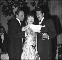 Frank,Shirley and Dean