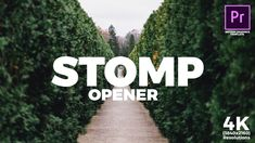 Buy Stomp Opener by vooofka on VideoHive. Stomp Opener Stomp Opener is a high quality, well organized and easy customizing Motion Graphics Template. A great wa. After Effects Intro Templates, After Effects Projects, Montserrat Font, Social Media Video, Text Animation, La Red, Don't Blink, Tv Commercials, Motion Design