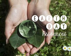 Earth Day and Recycling Resource Round-Up