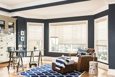 Designed to look like real wood, Bali Faux Wood Blinds and Composite Blinds add sturdy style where you need it.