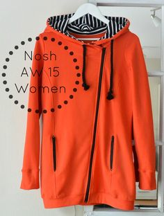 Punatukka ja kaksi karhua: Nosh AW15 Women
