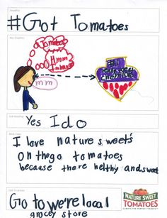 Elena's NatureSweet Print Ad