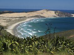 Awesome #NewZealand #CapeReinga #Beach #Ocean #Northland