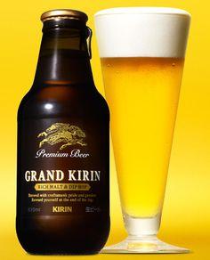 Grand Kirin Premium Beer