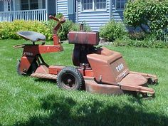 895 Best Vintage Tractors Riding Mowers Amp Push Mowers