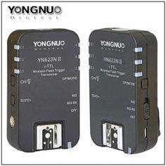 76.00$  Buy here - http://ali7hs.worldwells.pw/go.php?t=32651428763 - Yongnuo YN-622N II Wirelss Flash Trigger HSS 1/8000 + TTL For Nikon D800E D800 D700 D300S D300 76.00$
