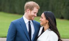 Prince Harry and Meghan Markle are getting married on May Here's everything you need to host a viewing party. Prinz Harry Meghan Markle, Meghan Markle Prince Harry, Prince Harry And Meghan, Harry And Meghan Wedding, Meghan Markle Wedding, Prince Harry Marriage, Nottingham Cottage, Meghan Markle Pics, Engagement Announcement Photos