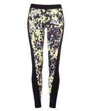 Marta sport leggings Black/yellow (9670) 29.95 EUR