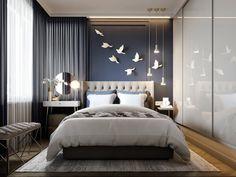 Luxury Bedroom Design With Extraordinary and Contemporary Decor Luxury Bedroom Furniture, Luxury Bedroom Design, Bedroom Bed Design, Modern Master Bedroom, Minimalist Bedroom, Contemporary Bedroom, Home Decor Bedroom, Interior Design, Bedroom Ideas