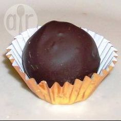 Rezeptbild: Vegane Schoko-Brownie-Pralinen