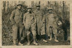 Soldats français.