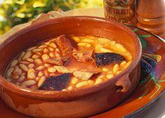 LOS 35 MEJORES PLATOS DE CUCHARA PARA ENTRAR EN CALOR: Fabada Asturiana (España)