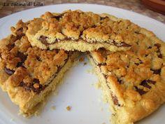 La cucina di Lilla (adessosimangia.blogspot.it): Crostate: Crostata cocco e nutella