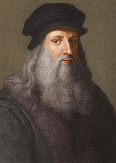Thought by some to be one of the greatest painters of all time, Leonardo da Vinci (1452-1519) was an Italian artist, engineer and scientist. In addition to creating famous works of art like The Last Supper and Mona Lisa, he also contributed to the fields of anatomy, optics and civil engineering.