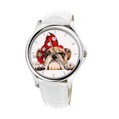 "Montre Quartz ""Cute English bulldog"" Design By Ethannouji  #bully #bulldog #englishbulldog #design #geneva #genevart #bouledogueanglais  #switzerland #watch #watches #newwatch #draw #drawing @kaktushelveticshop #ethannouji"