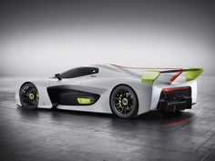 An Italian design firm created a wild $2.5 million hydrogen-powered car