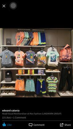 Retail Wall Displays, Visual Merchandising Displays, Surf Store, Clothing Store Displays, Boutique Stores, Display Ideas, Shelf, Swim, Retro