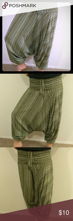 Yoga pants 100% cotton Nepal yoga pants. Very comfortable to use. In great condition. hand made Pants
