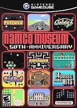 Namco Museum 50th Anniversary - GameCube Game