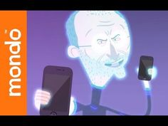 Looking for a good laugh? Steve Jobs is back from the dead to rap about the new iPhone 5! Very funny :p Happy Friday! #stevejobs #apple #iphone #iphone5 #funny #rap