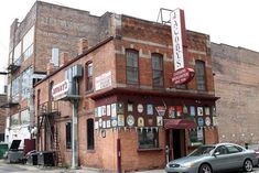 Nancy's is a hidden gem in the Motor City, nearly unchanged by the last century-plus and staying true to its neighborhood pub feel despite the newfound investment interest in Corktown. It's a tiny, bluesy watering hole that always manages to fit more than its fair share of good-timing Detroiters into its humble walls.