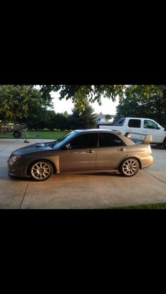 A 2006 Subaru Impreza on MobileAutoScene.com! Show off your ride for FREE using your iPhone or Android! #subaru #impreza #wrx #sti #mobileautoscene #racingsolution