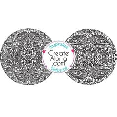 2 fun very detailed mandalas with mirrored patterns. Our screens are fine 100 mesh for extra detail made from strong and durable fabric that will last a long ti