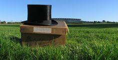 Vintage Silk Top Hats. Top Hat Hire, Royal Ascot. http://www.dress-2-impress.com/tophats.html