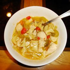 Delicious soup recipe! Yummy and I feel good serving it to my family.